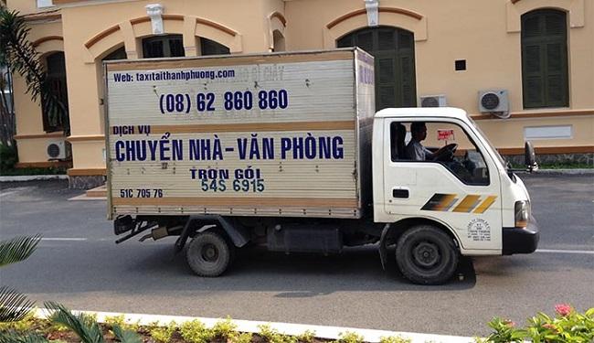 Công ty TNHH Dịch vụ vận tải Thành Phương