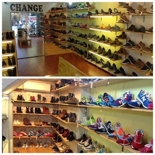 Change Style Fashion Shoes