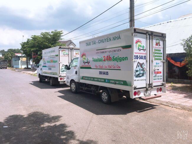 Dịch vụ chuyển nhà trọn gói Công Ty Vận Tải 24h