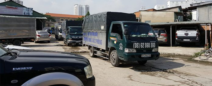 dịch vụ chuyển nhà quận 12