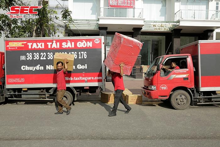 Công ty Taxi Tải Sài Gòn