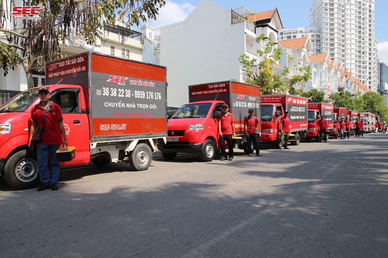 Công ty TMDV Sài Gòn Express