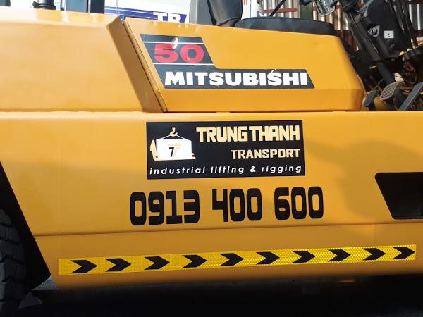 Công ty vận tải Trung Thành Transport