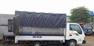 dịch vụ thuê xe tải uy tín quận Tân Bình