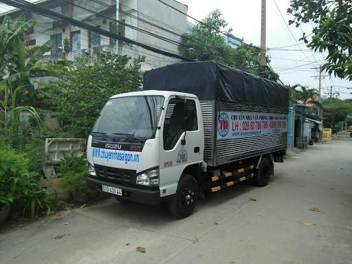 Dịch vụ vận tải Tiến Đạt