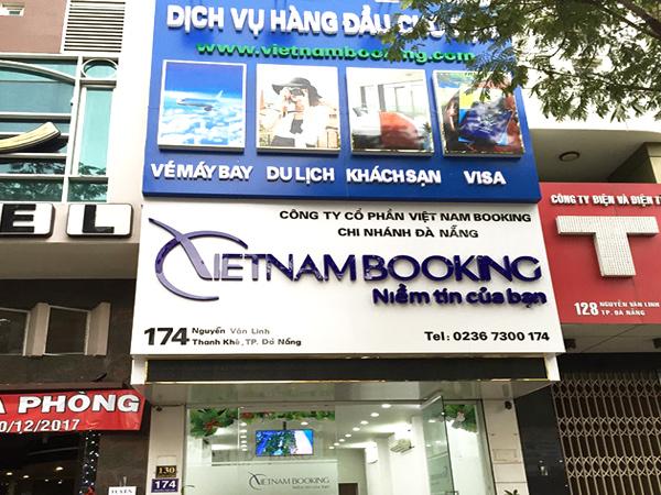 Công ty Cổ phần Việt Nam Booking (Vietnam Booking)