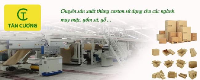 Công ty TNHH sản xuất và thương mại Tân Cương