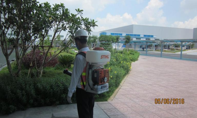 Công ty diệt côn trùng Hùng Thịnh