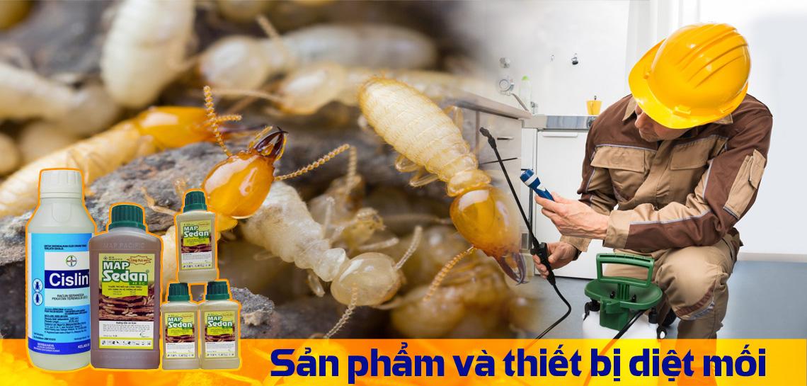 Công ty diệt côn trùng Hải Đăng